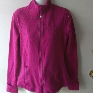 Lululemon Define Pullover Jacket   Violet Sz 12